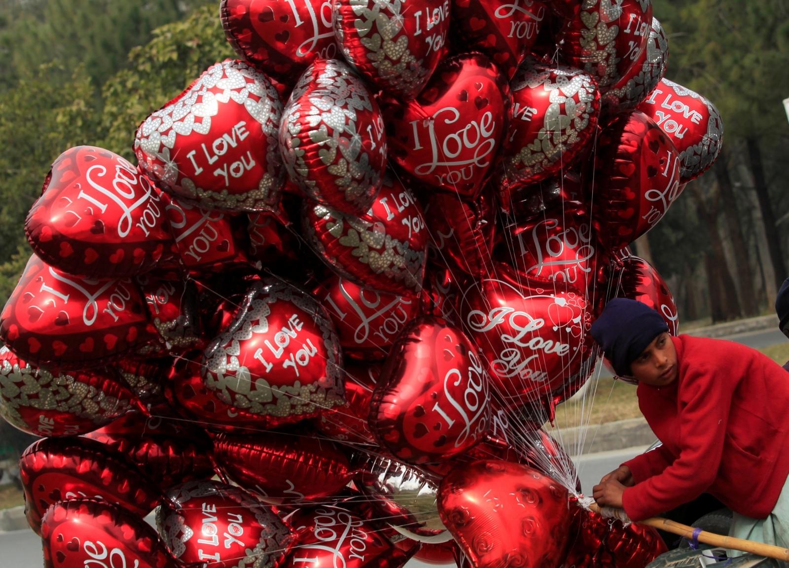 Valentine's Day Pakistan