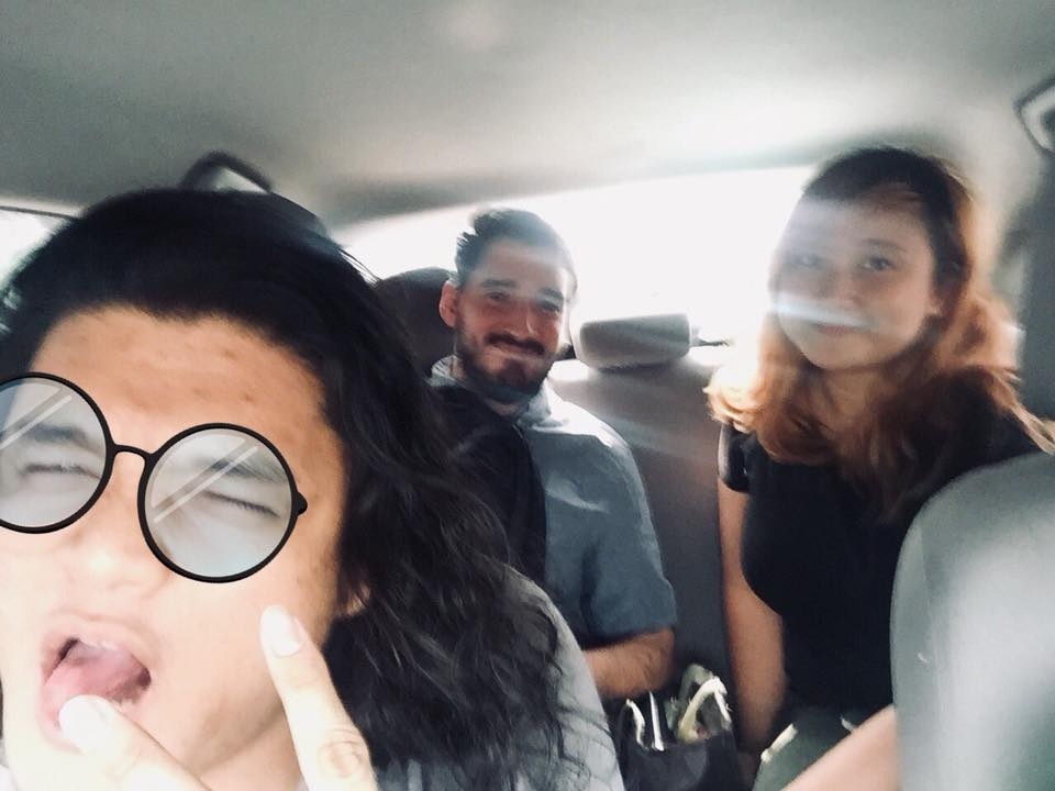 AJ Magalon uber journey