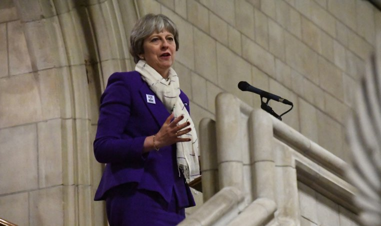 Parliament Marks The Centenary Of Women's Suffrage