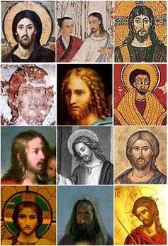 Jesus depictions