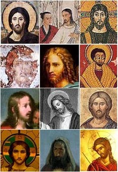 Jesus depictions