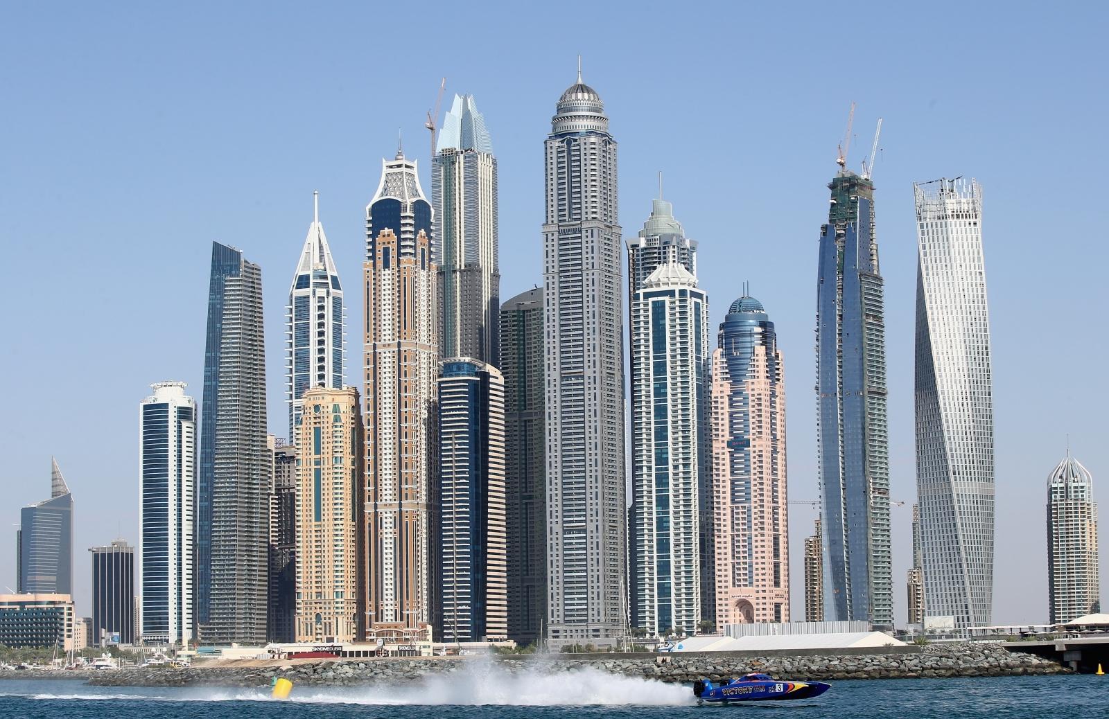 British tourist held UAE