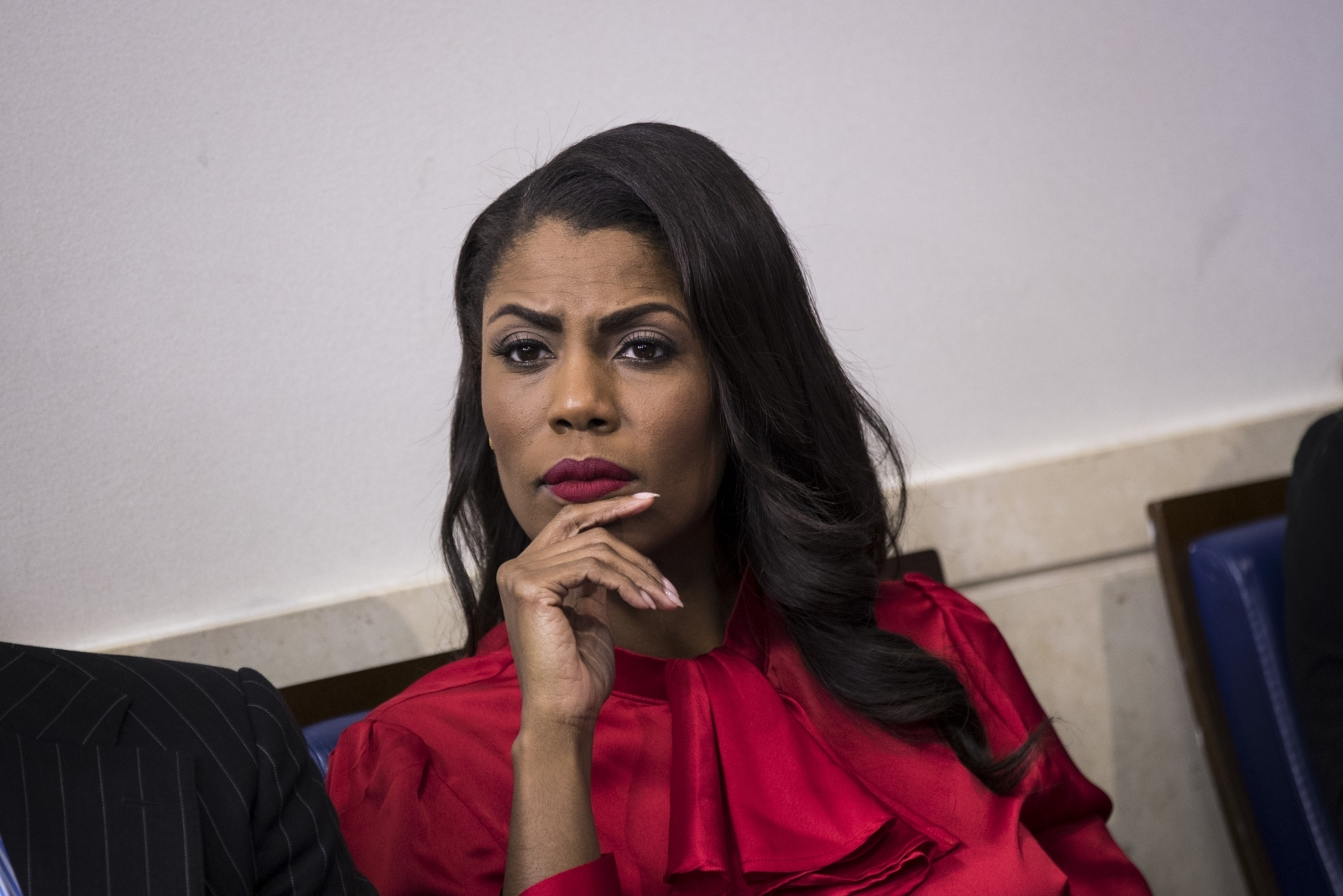 Omarosa Talks Trump on 'Celebrity Big Brother': Public Should Be