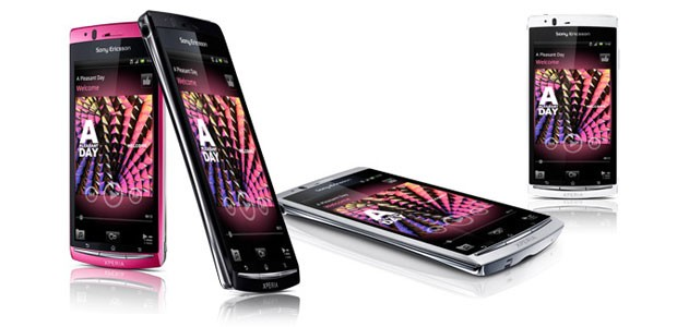 Sony Ericsson Xperia Arc S Tips-up Just in Time to Combat Apple iPhone 5