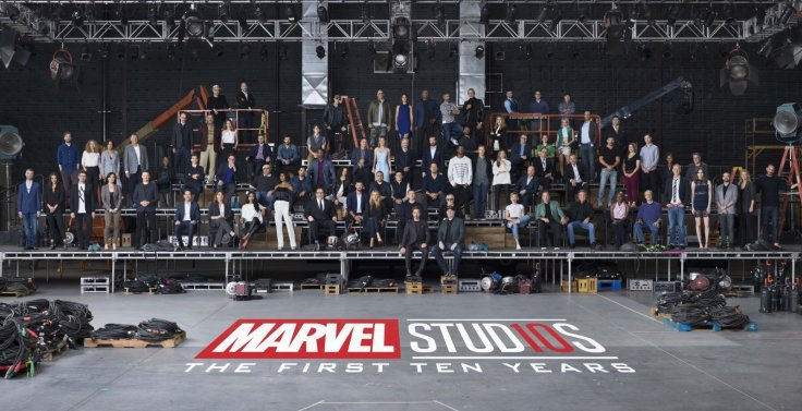 Marvel Cinematic Universe Class Photo