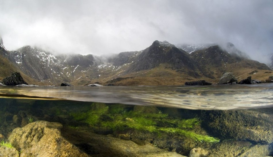 Llyn Idwal - War and Peace
