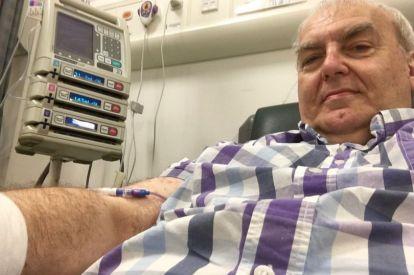 Steve Brewer Chemotherapy