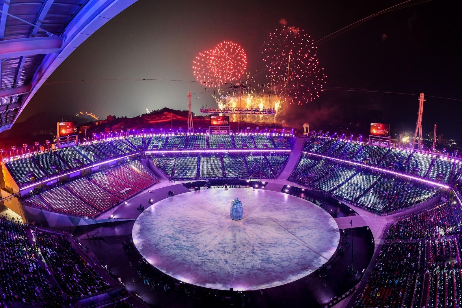 Pyeongchang 2018 Winter Olympics Opening Ceremony