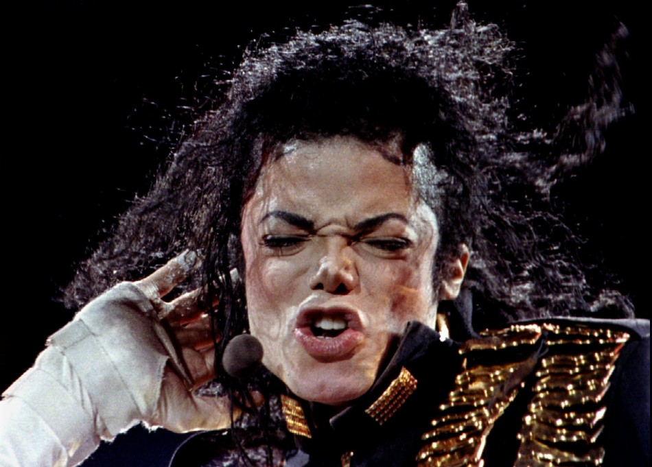 Michael Jacksons Changing Faces