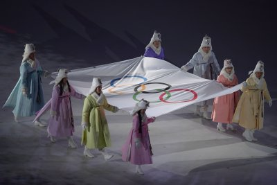 Pyeongchang 2018 Winter Olympics Opening Ceremony