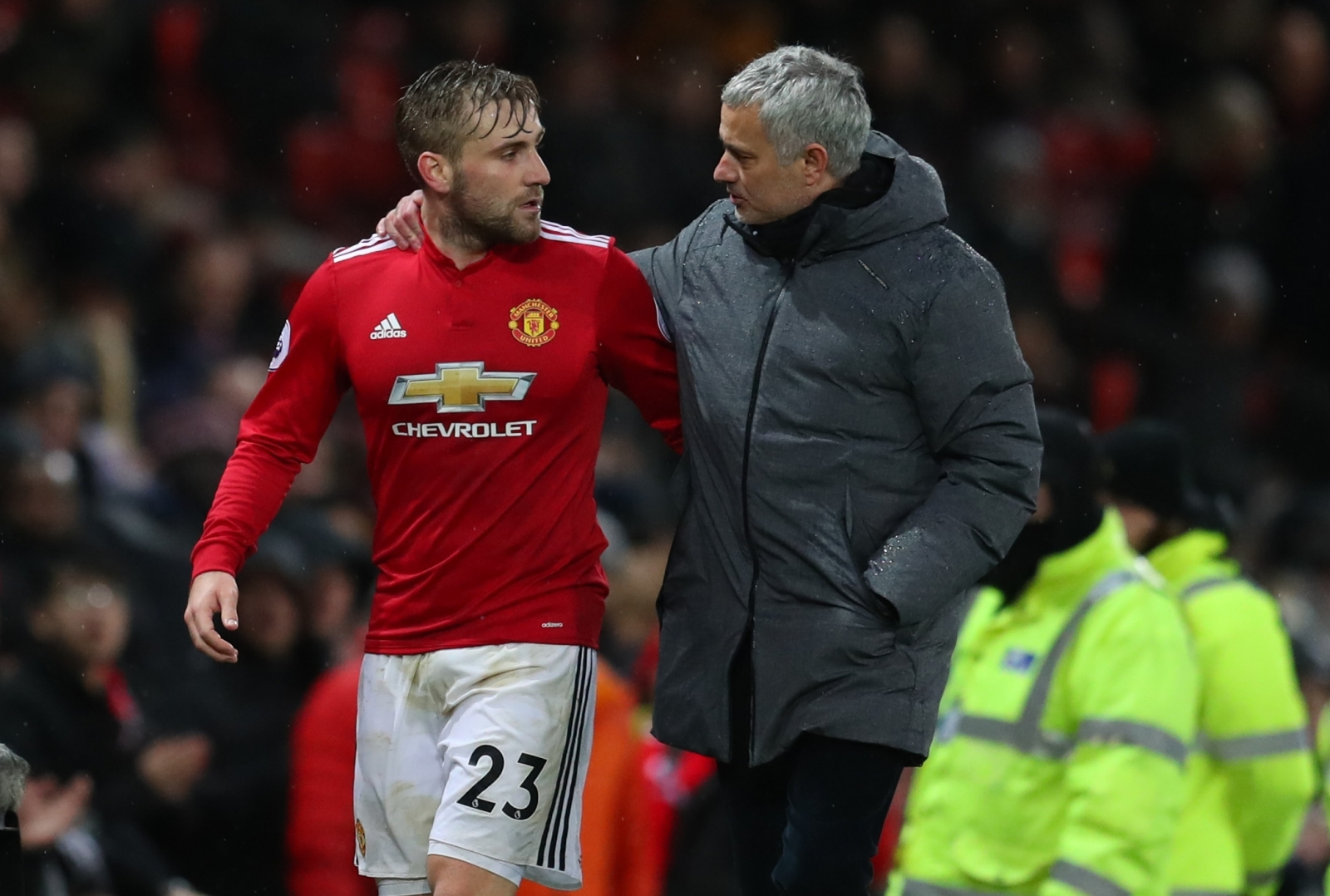 Luke Shaw 'in line for new Manchester United deal'