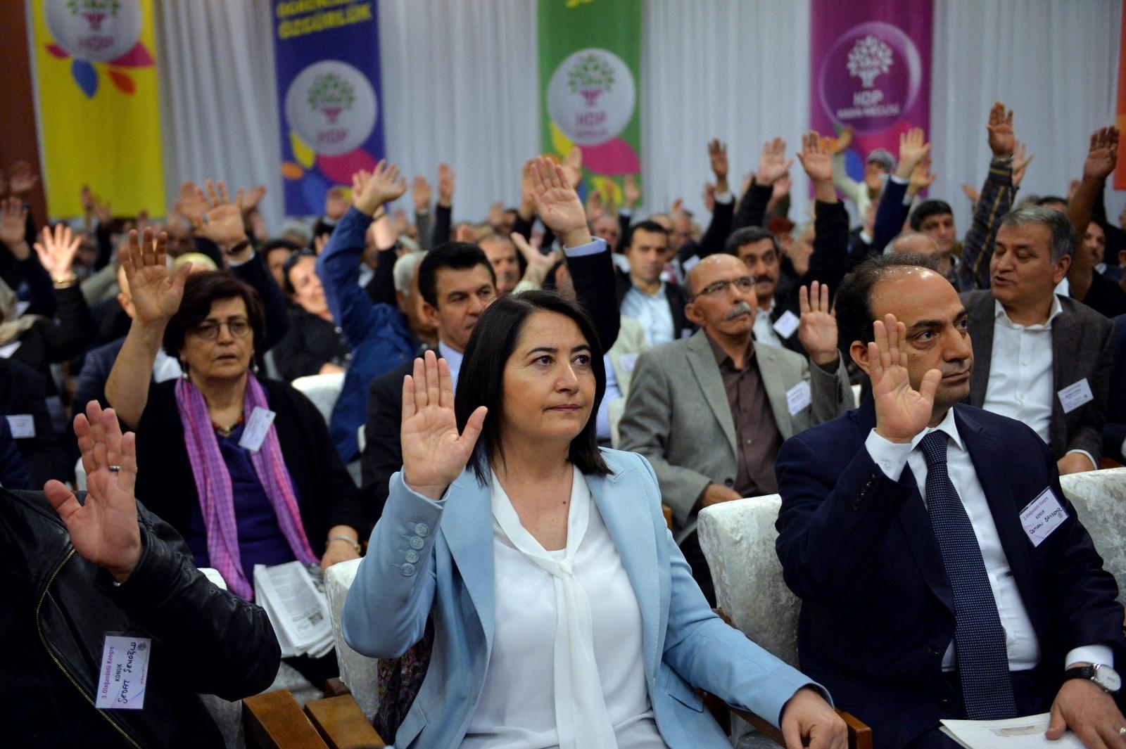 Serpil Kemalbay and Osman Baydemir HDP Turkey