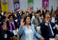 Serpil Kemalbay and Osman Baydemir HDP Turkey