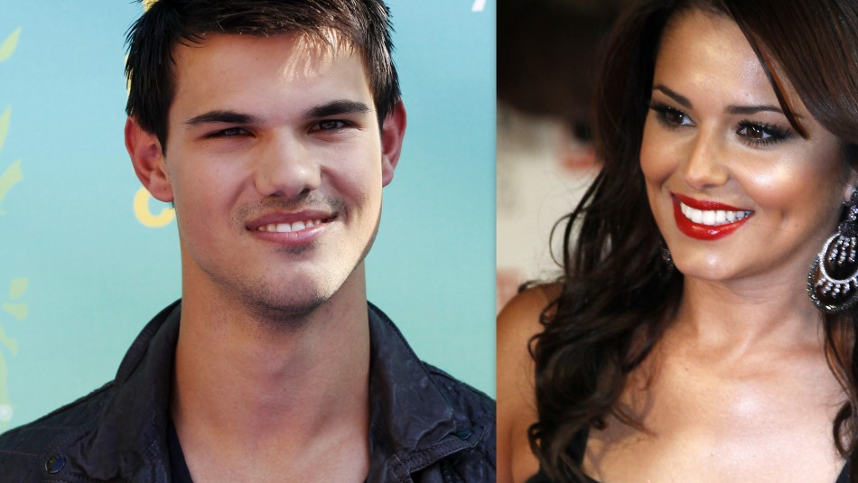 Taylor Lautner Admits Crush On Cheryl Cole