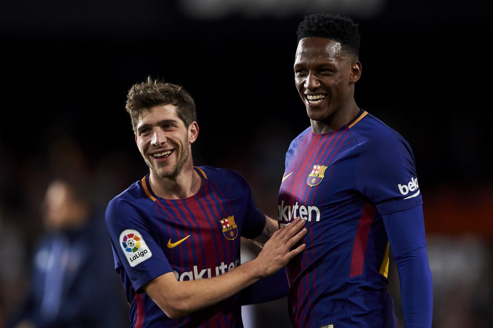 Stubborn Getafe Hold Barcelona At Camp Nou