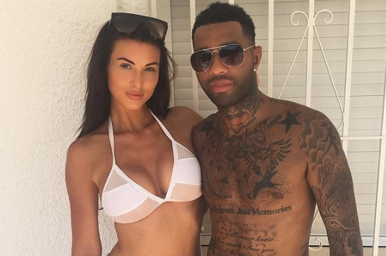 Alice Goodwin Jermaine Pennant