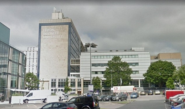 Leeds University lockdown