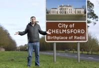 Chelmsford least romantic place