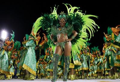 Rio Carnival 2018 Imprio Serrano