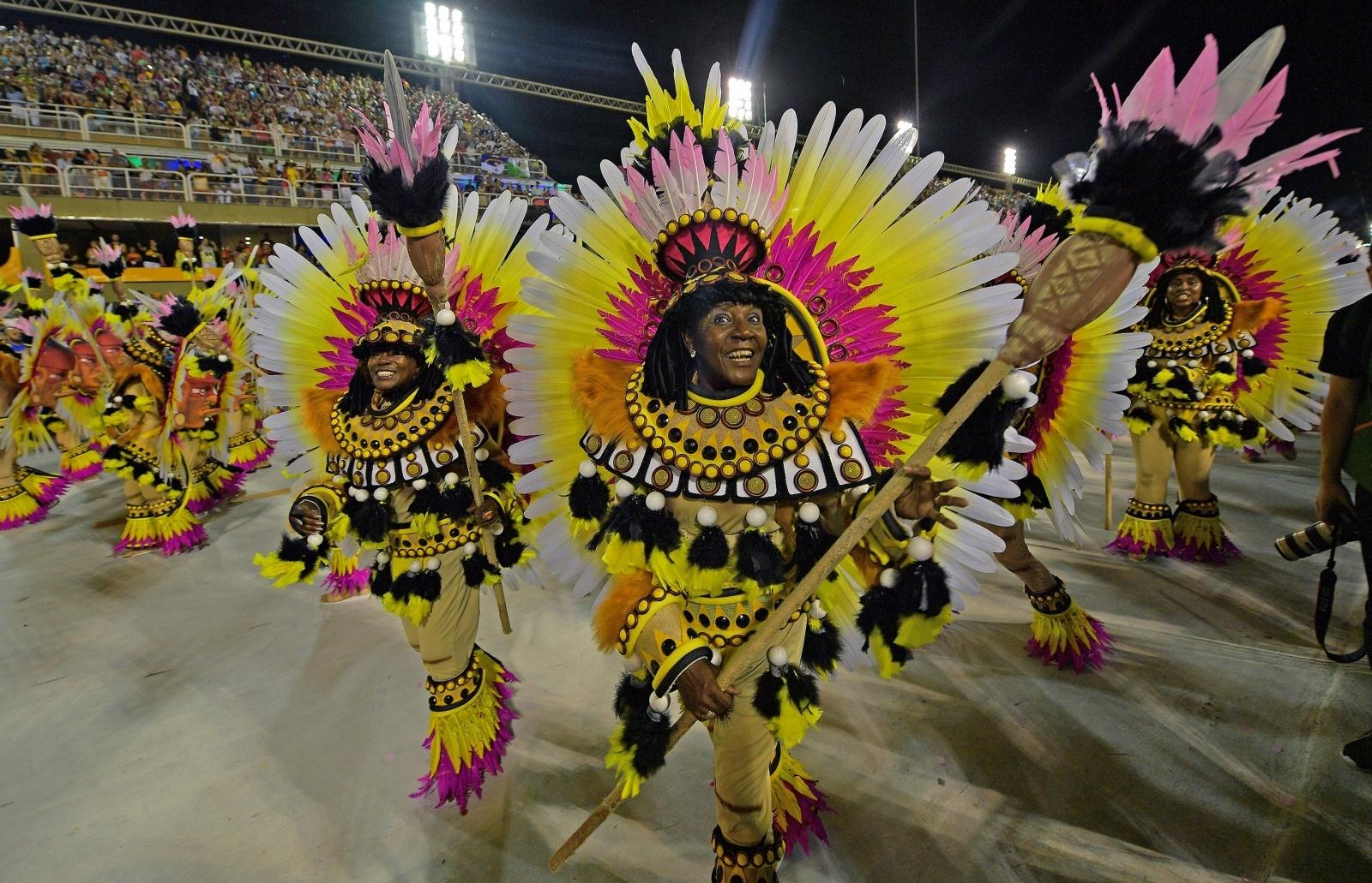 Have A Blast At The Rio Carnival - Rio de Janeiro Blog