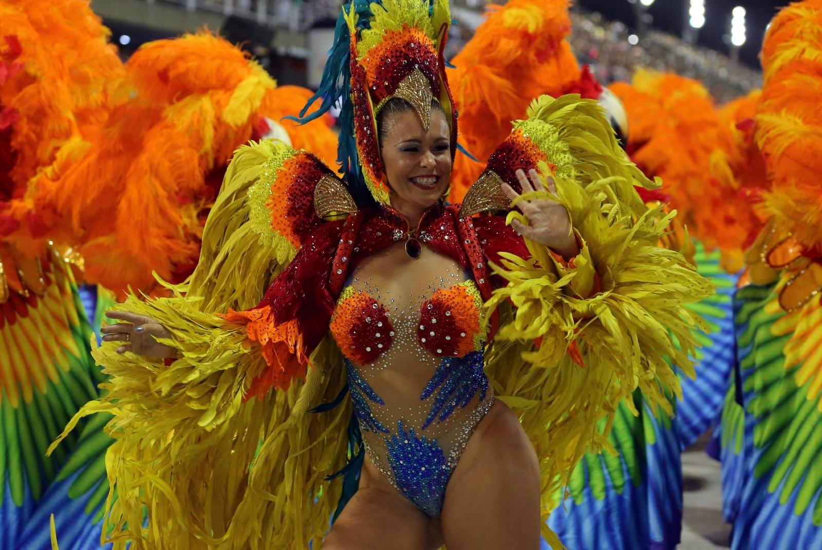 Rio Carnival 2018 So Clemente