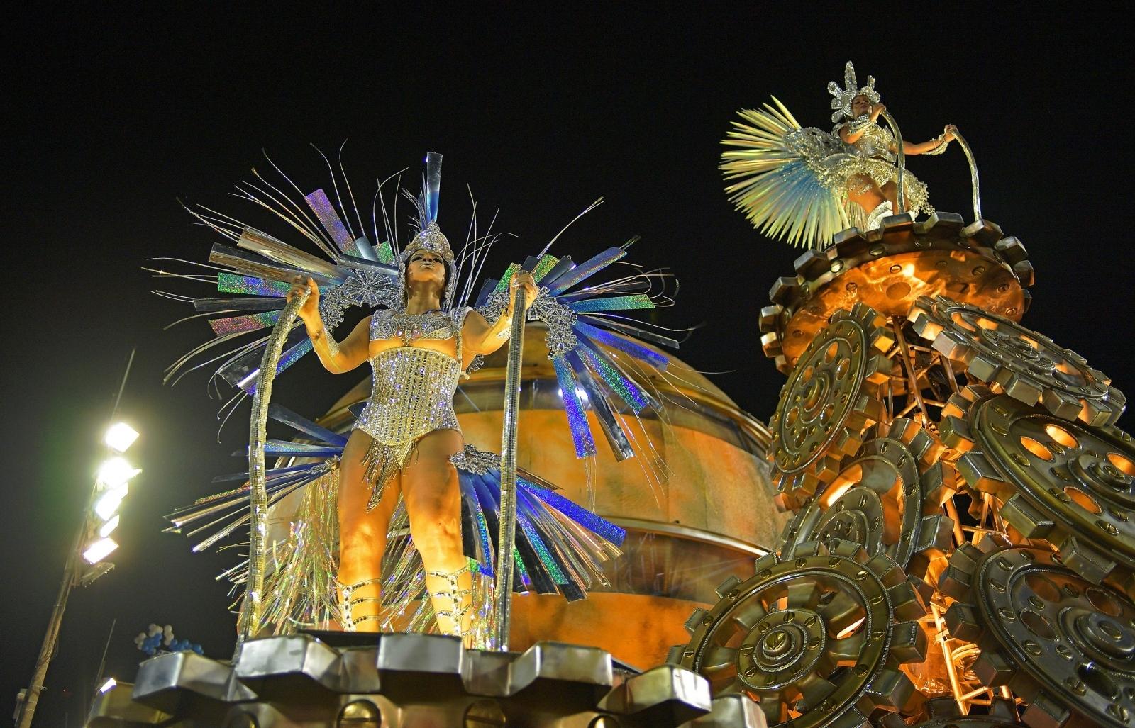 Rio Carnival 2018 Vila Isabel