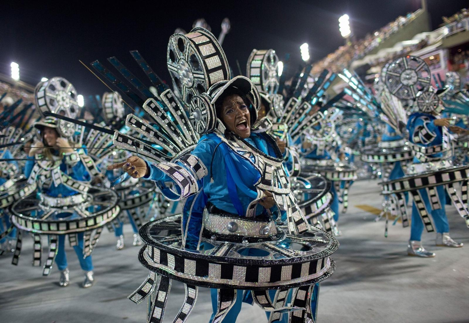 Le Carnaval de Rio 2018 - Le Brésil à lheure de la fête