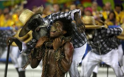 Rio Carnival 2018 Paraso do Tuiuti