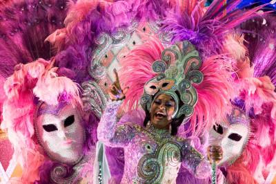 Rio Carnival 2018 Mangueira