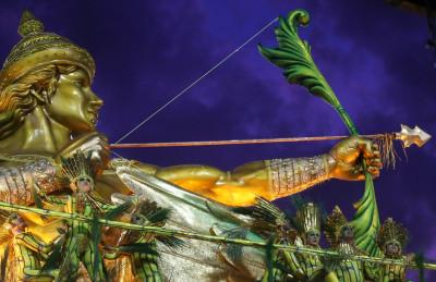 Rio Carnival 2018 Mocidade