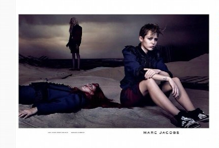 Miley Cyrus Marc Jacobs