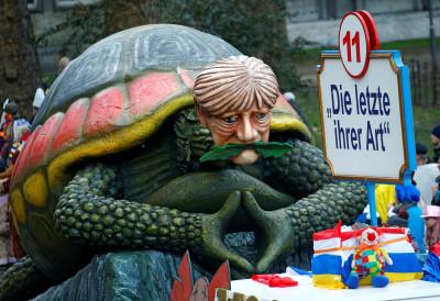 Rose Monday carnival Germany