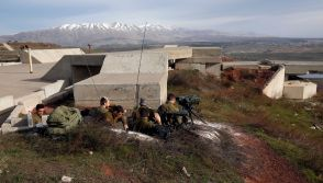 Israeli position on the Golan Heights
