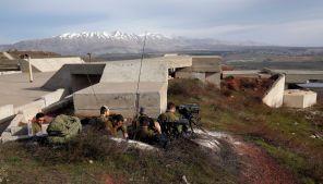 Israeli position on the Golan Heights
