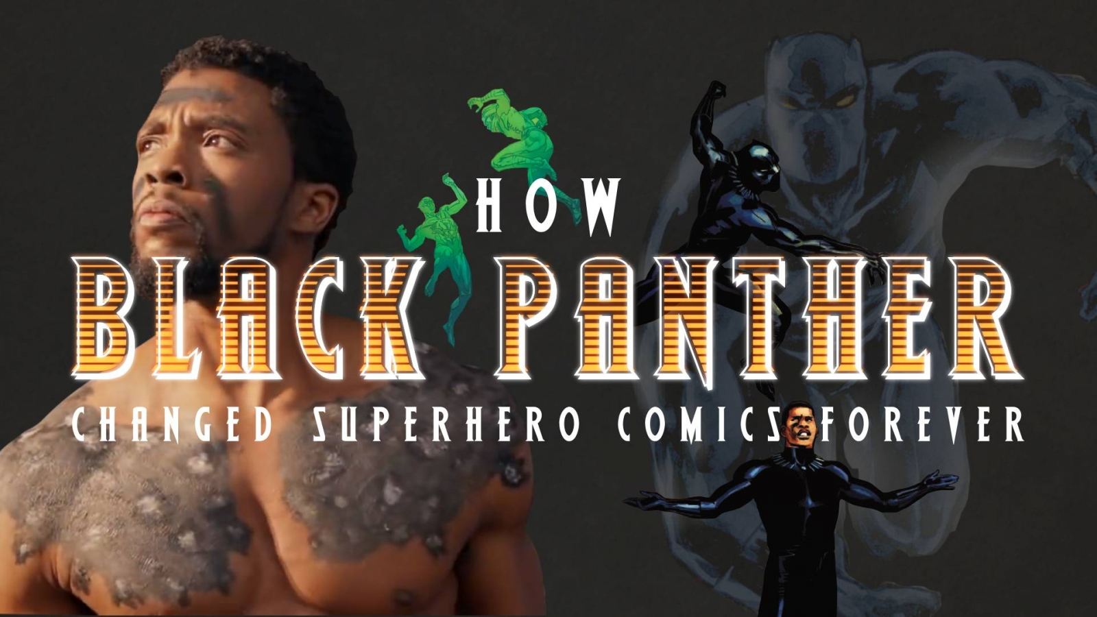 how-black-panther-changed-superhero-comics-forever