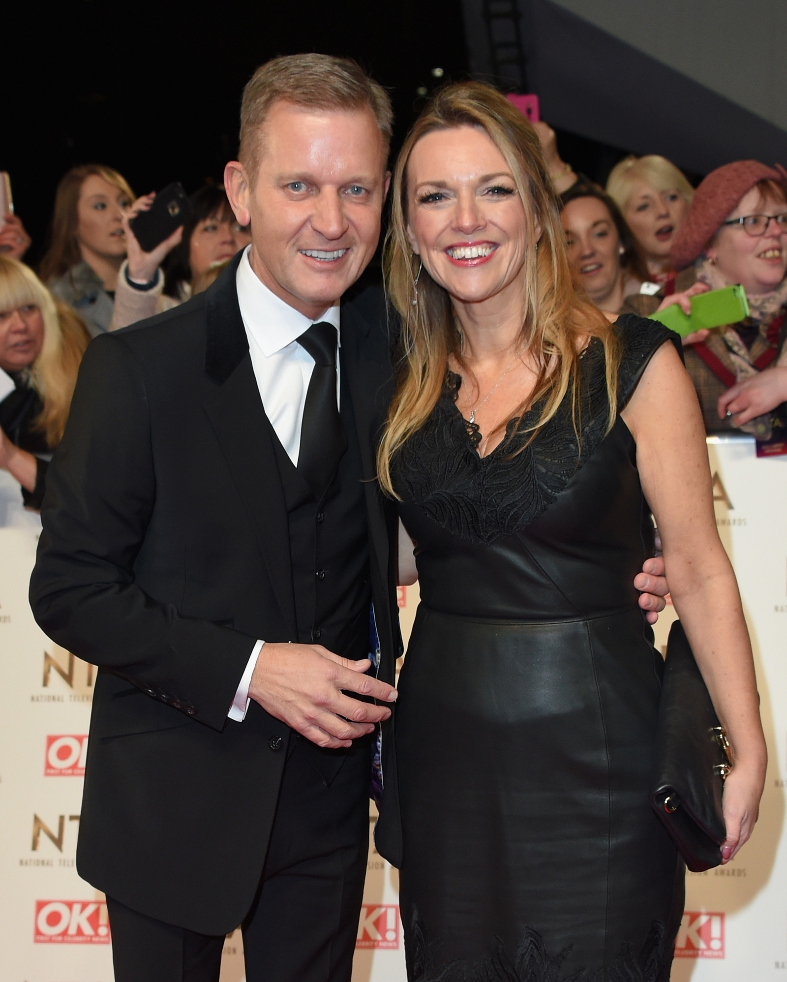 Jeremy Kyle Proposes To His Children S Former Nanny