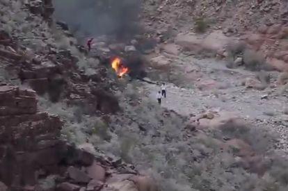 Three British Tourists Killed In Grand Canyon Crash