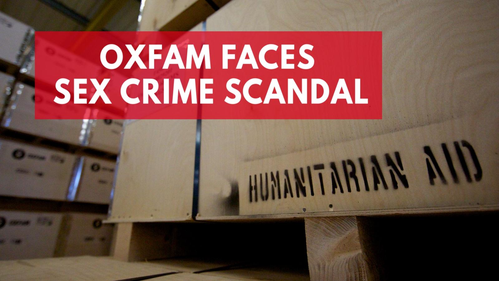 Oxfam Faces Sex Crime Scandal in Haiti Following 2010 Earthquake