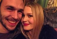 Ben Walsh and Olivia Bergstrom