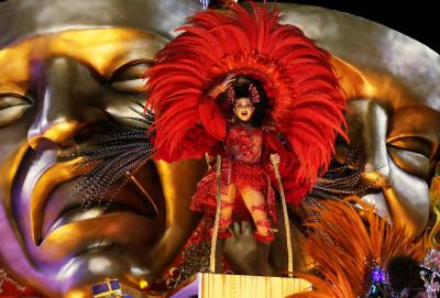 Rio Carnival 2018 Unidos da Tijuca