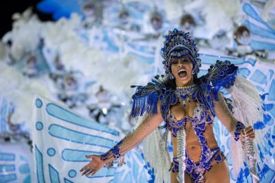 Rio Carnival 2018 Portela