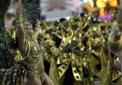 Rio Carnival 2018 Salgueiro