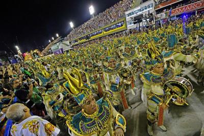Rio Carnival 2018 Imperatriz Leopoldinense