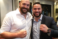 Tyson Fury and Joseph Parker