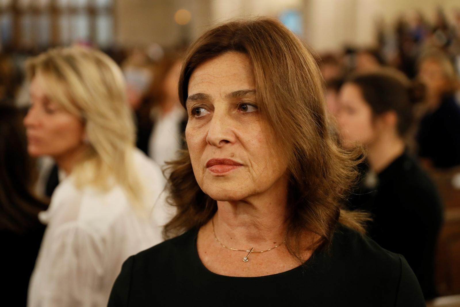 Aliza Bin Noun Israel ambassador to France
