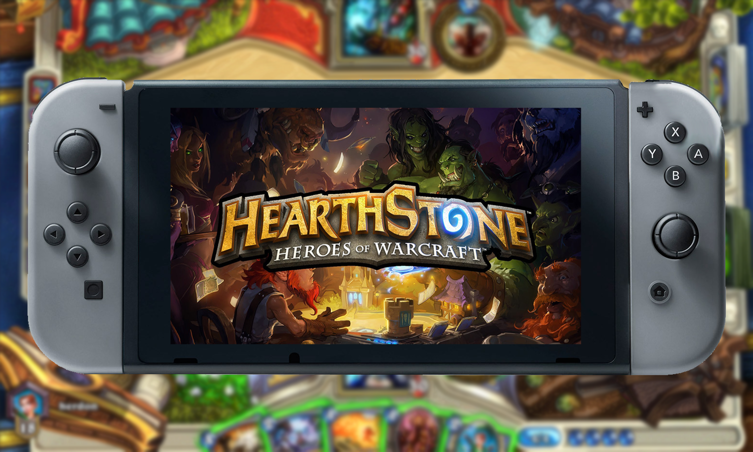 Hearthstone Nintendo Switch