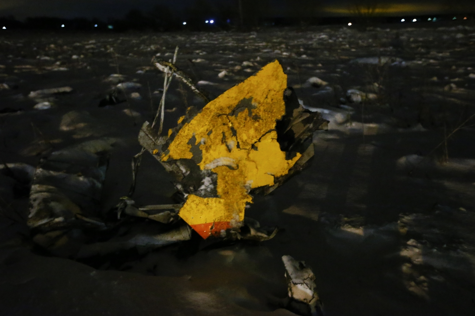 Faulty sensors possible cause of Russian plane crash