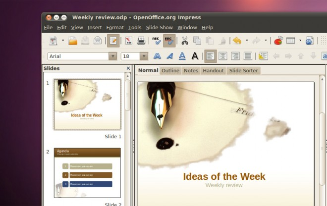 Ubuntu - an 'open source' Linux based OS