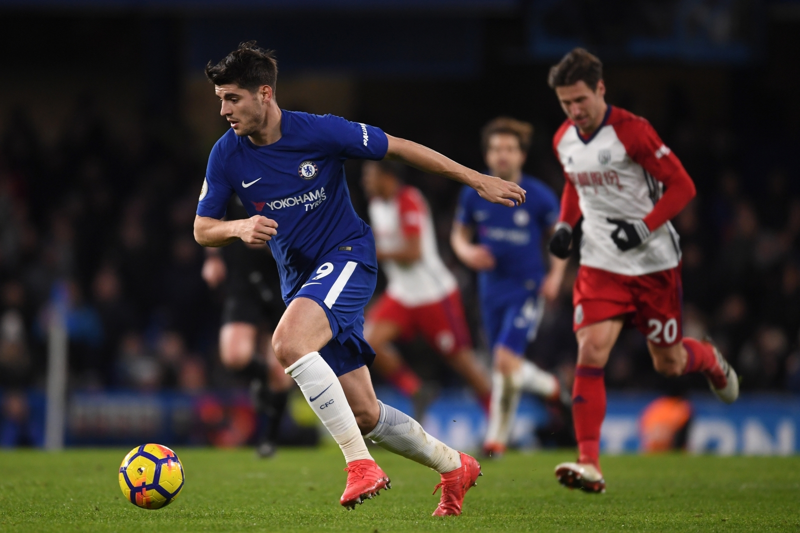 Alvaro Morata Believes Chelsea Will Find It Impossible To Stop Lionel Messi