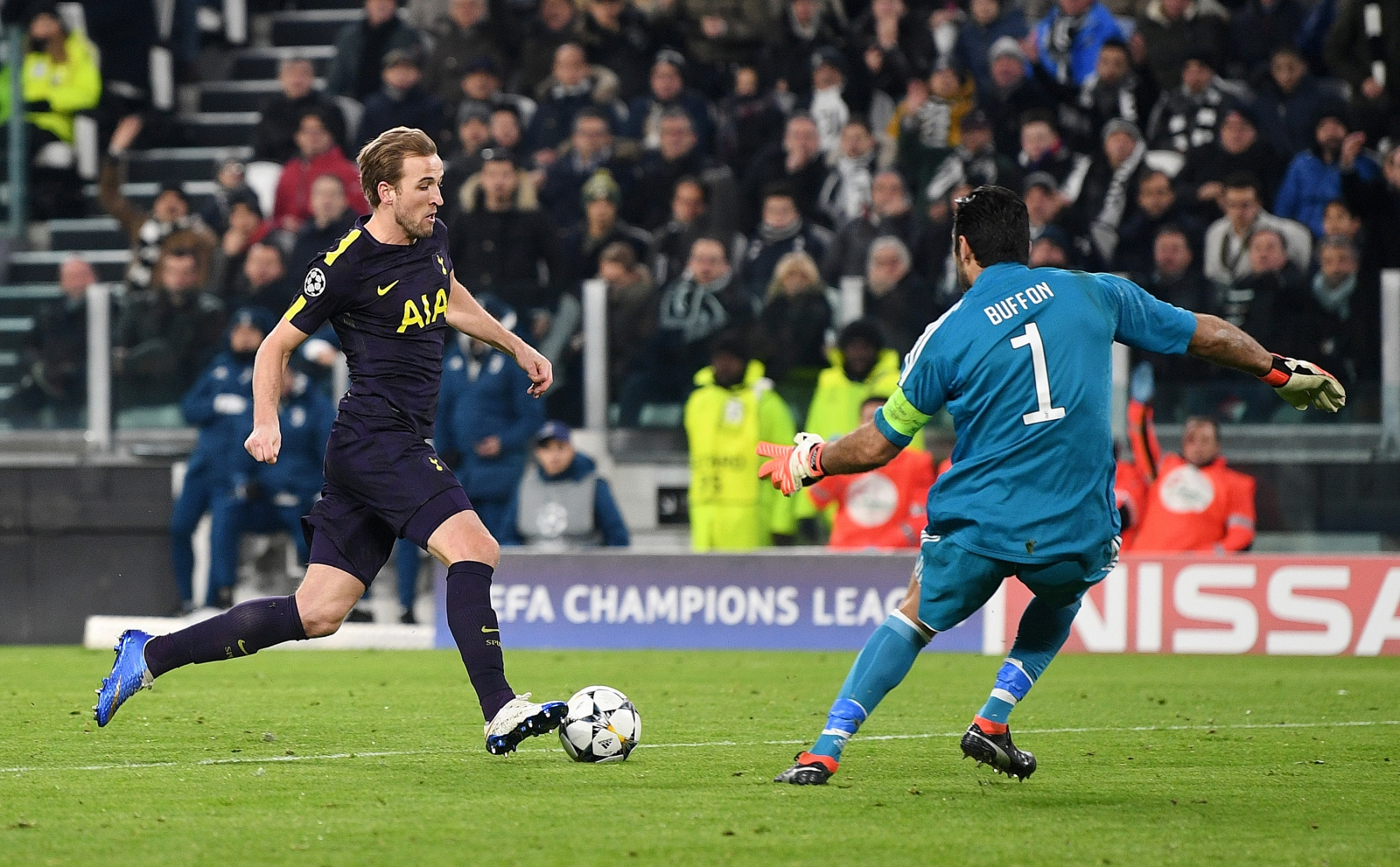 Harry Kane helps Tottenham fight back against Juventus after disastrous start